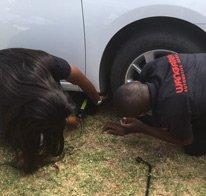 Tyre Training Namibia